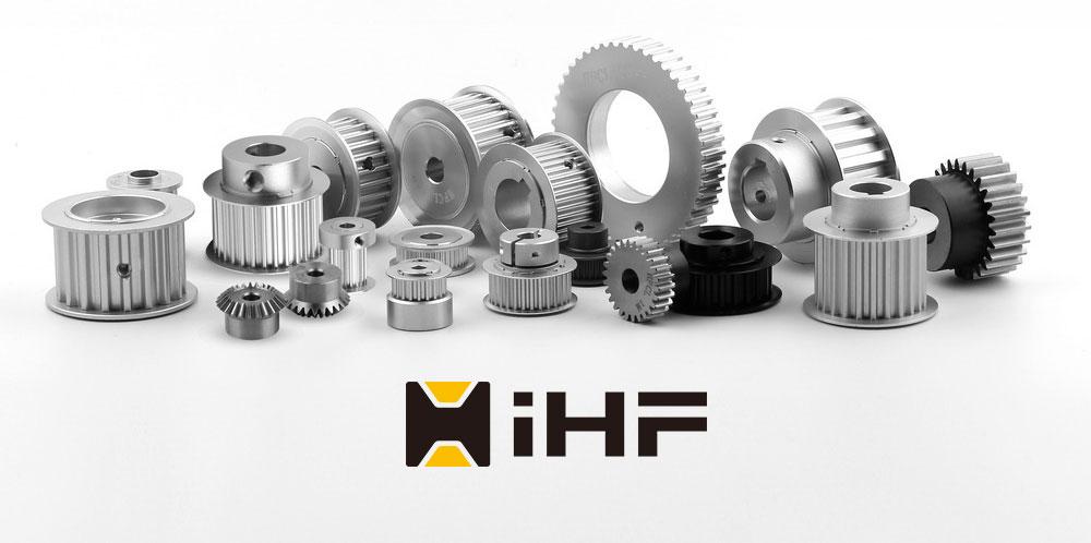 iHF合发同步带轮产品展示二